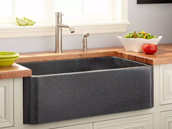 Extra Deep Kitchen Sinks Leads This Kitchen Wish List ...